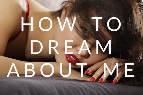 How to Dream about Me Mistress Eva