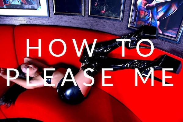 Pro Dominatrix Hong Kong Mistress Eva
