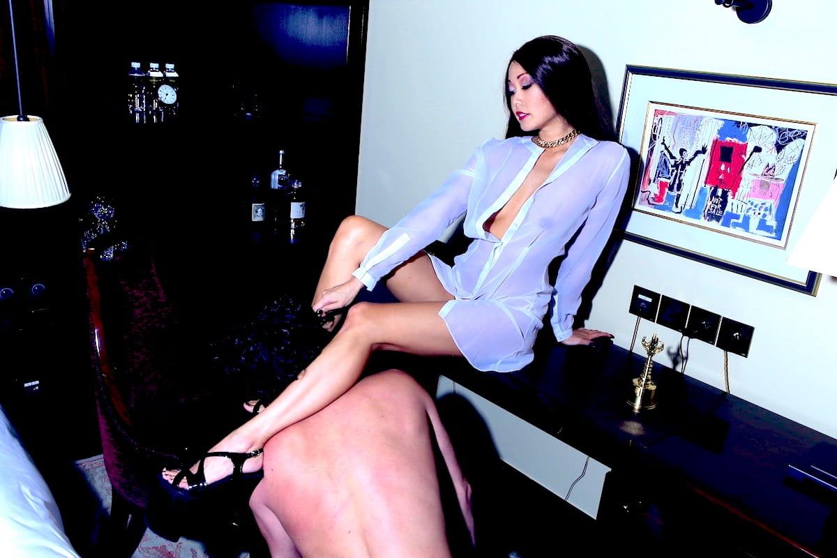 Mistress Eva Asian Dominatrix