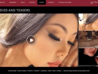 Asian FemDom Dominatrix clips videos Mistress Eva