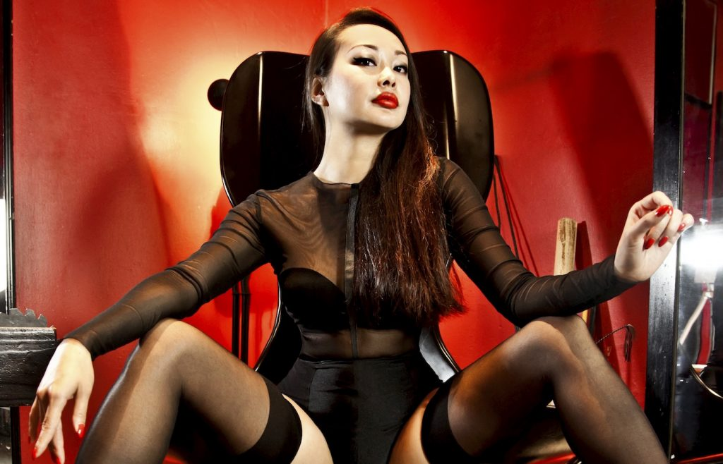Dominatrix Interview