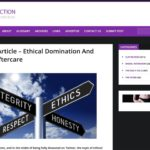 Ethical Kink – 11 Dommes Speak